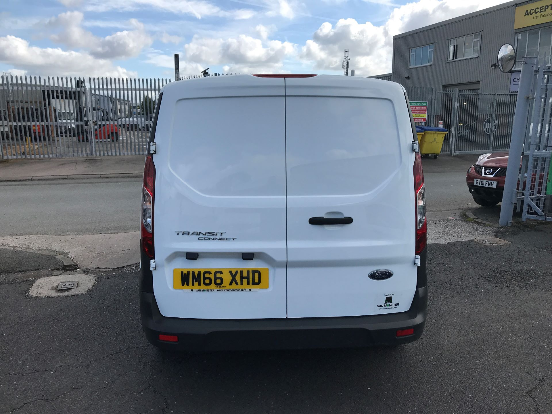 2016 Ford Transit Connect T200 L1 H1 1.5TDCI 75PS  (WM66XHD) Image 6