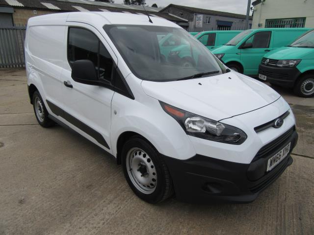 2016 Ford Transit Connect  200 L1 Diesel 1.5 TDCi 75PS Van EURO 6 (WM66XHO) Thumbnail 1