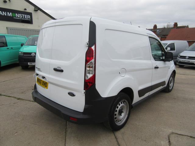 2016 Ford Transit Connect  200 L1 Diesel 1.5 TDCi 75PS Van EURO 6 (WM66XHO) Image 28
