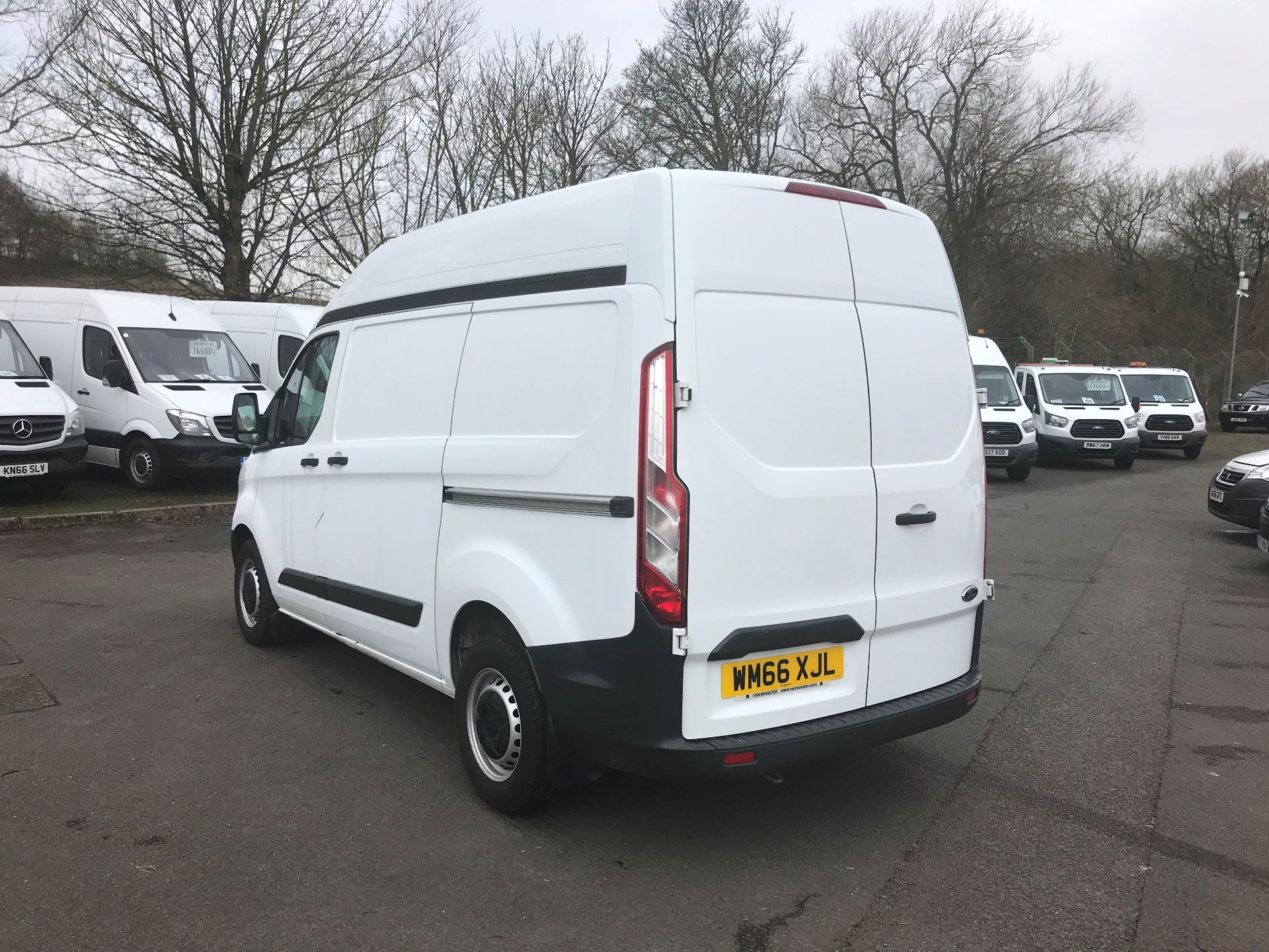 2016 Ford Transit Custom 2.0 TDCI 130PS HIGH ROOF VAN EURO 6 (WM66XJL) Image 6