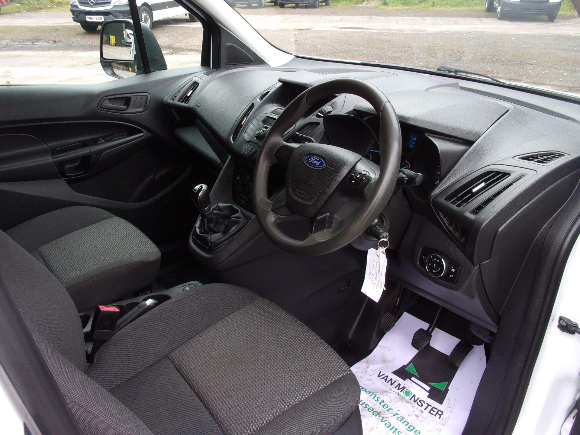 2016 Ford Transit Connect 200 L1 DIESEL 1.5 TDCI 75PS VAN EURO 5 (WM66XKC) Image 8