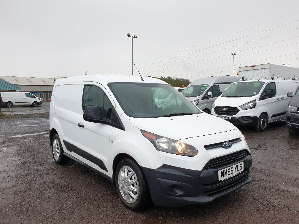 2016 Ford Transit Connect 1.5 Tdci 75Ps Van (WM66YLS) Image 1