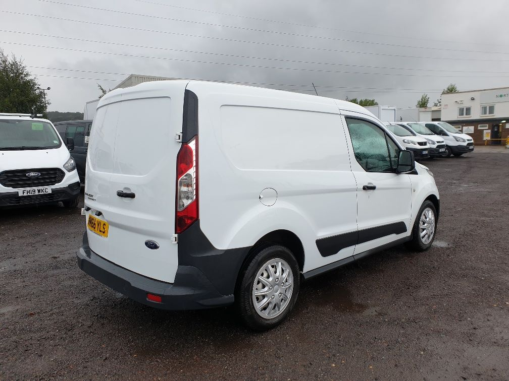 2016 Ford Transit Connect 1.5 Tdci 75Ps Van (WM66YLS) Image 12