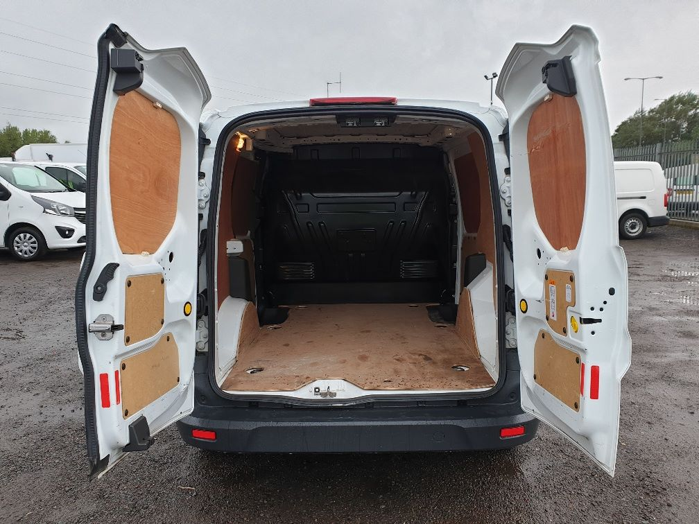 2016 Ford Transit Connect 1.5 Tdci 75Ps Van (WM66YLS) Image 11