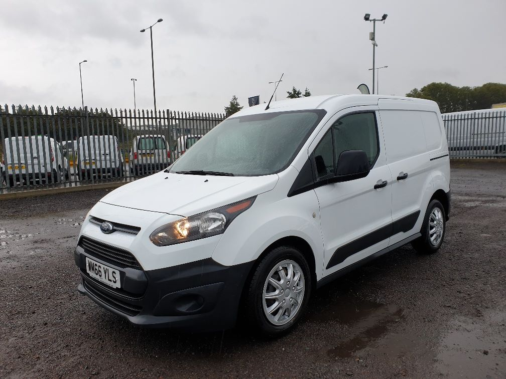 2016 Ford Transit Connect 1.5 Tdci 75Ps Van (WM66YLS) Image 3