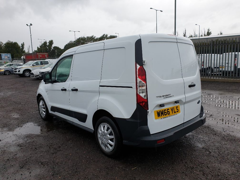 2016 Ford Transit Connect 1.5 Tdci 75Ps Van (WM66YLS) Image 8