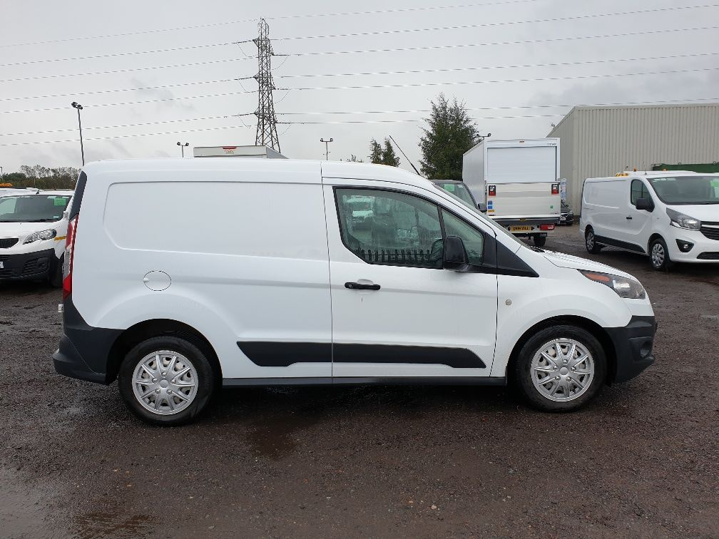 2016 Ford Transit Connect 1.5 Tdci 75Ps Van (WM66YLS) Image 13
