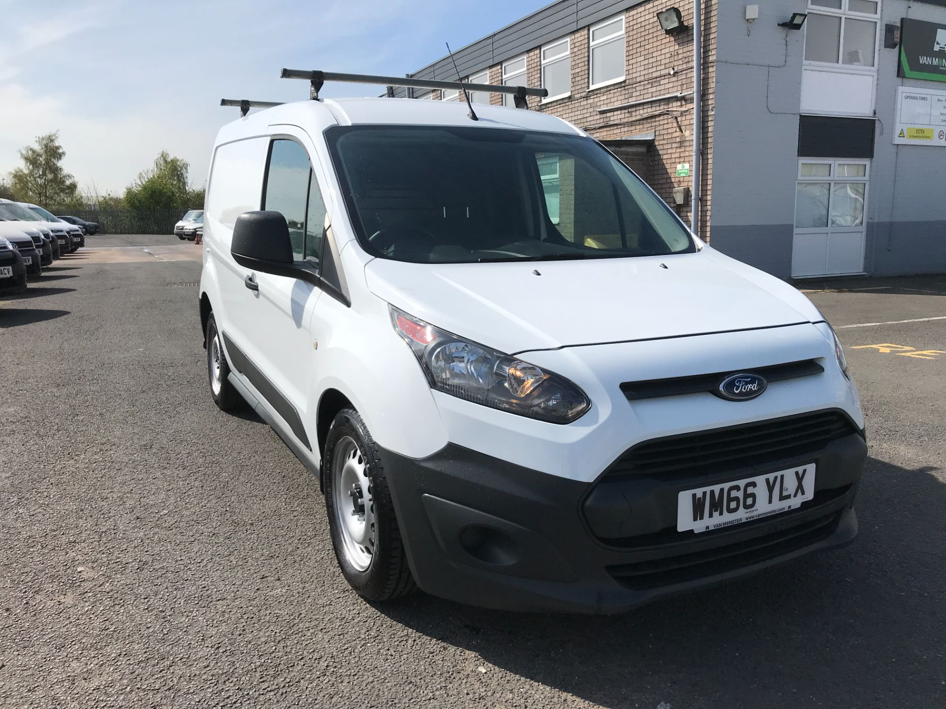 2016 Ford Transit Connect T200 L1 H1 1.5TDCI 75PS EURO 6 (WM66YLX)