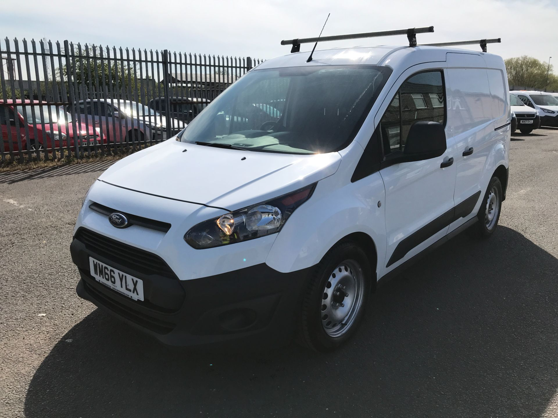 2016 Ford Transit Connect T200 L1 H1 1.5TDCI 75PS EURO 6 (WM66YLX) Image 13