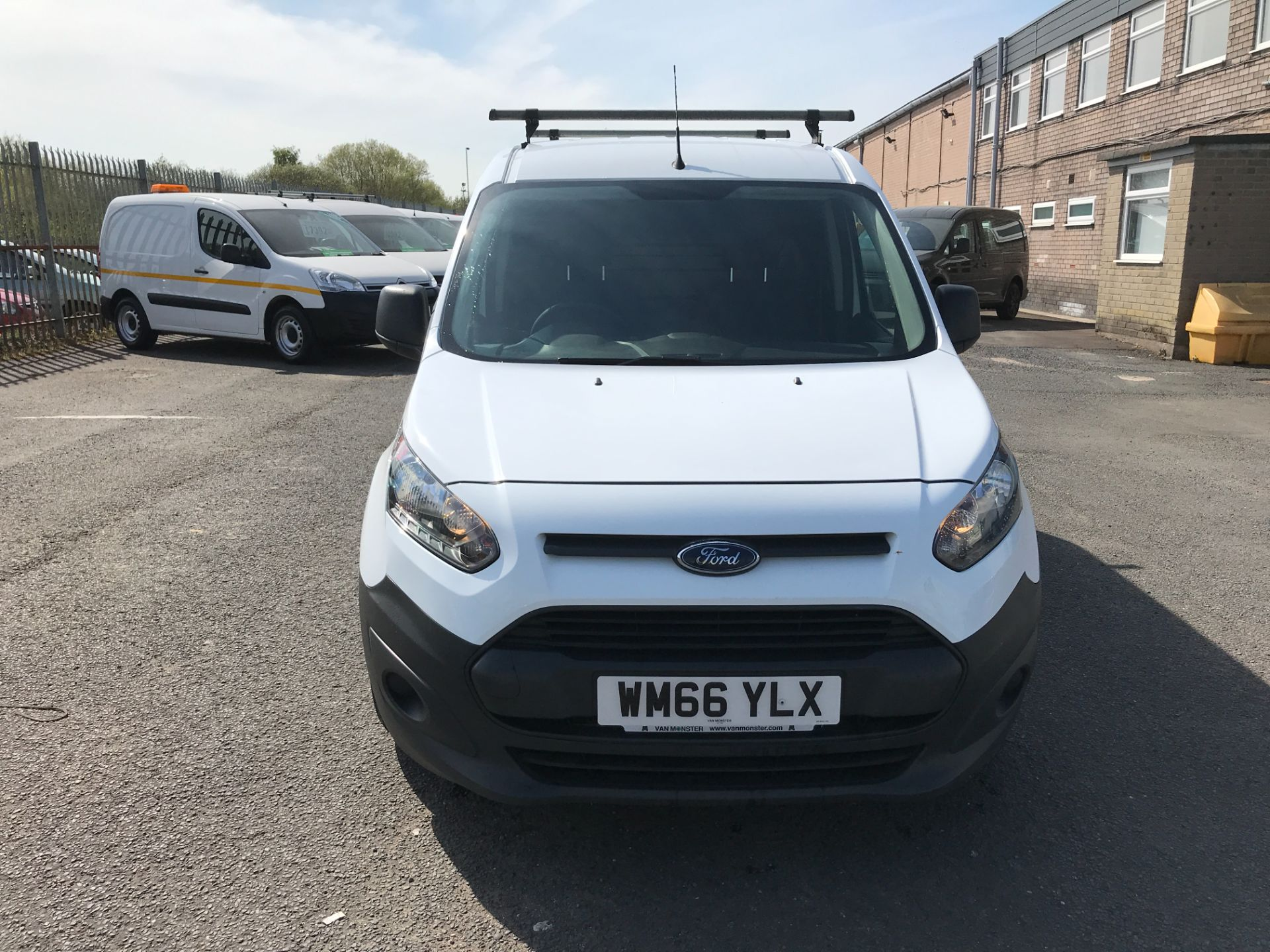 2016 Ford Transit Connect T200 L1 H1 1.5TDCI 75PS EURO 6 (WM66YLX) Image 14