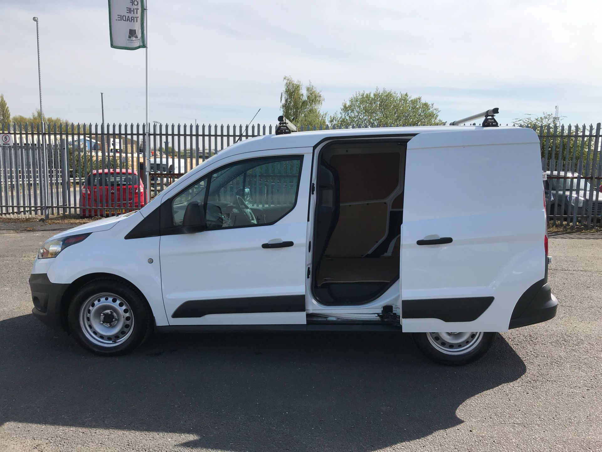2016 Ford Transit Connect T200 L1 H1 1.5TDCI 75PS EURO 6 (WM66YLX) Image 19