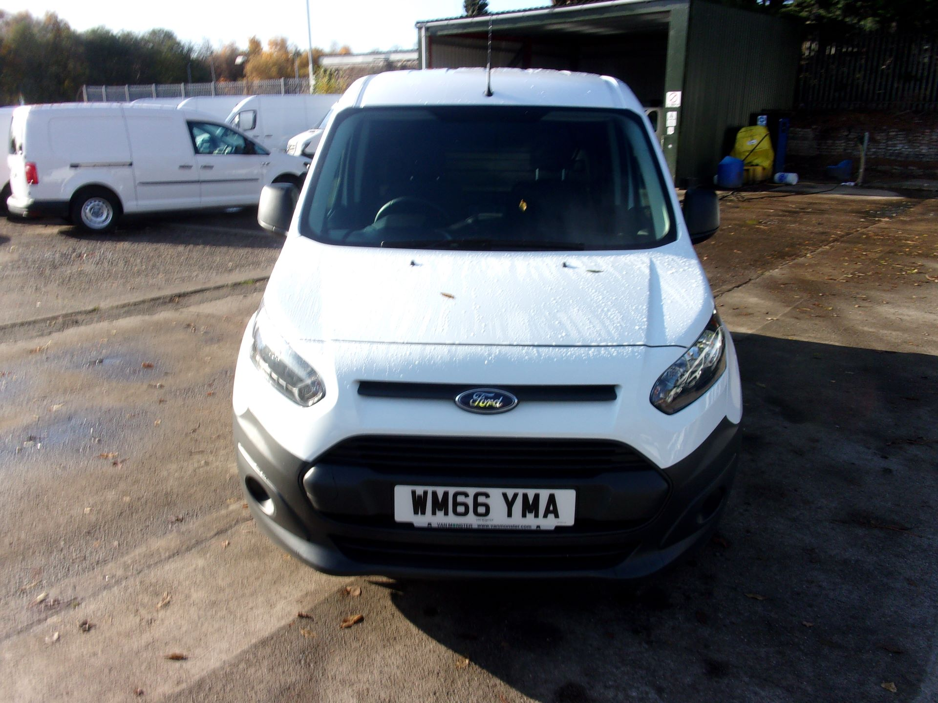 2016 Ford Transit Connect 200 L1 DIESEL 1.5 TDCI 75PS VAN (WM66YMA) Image 15