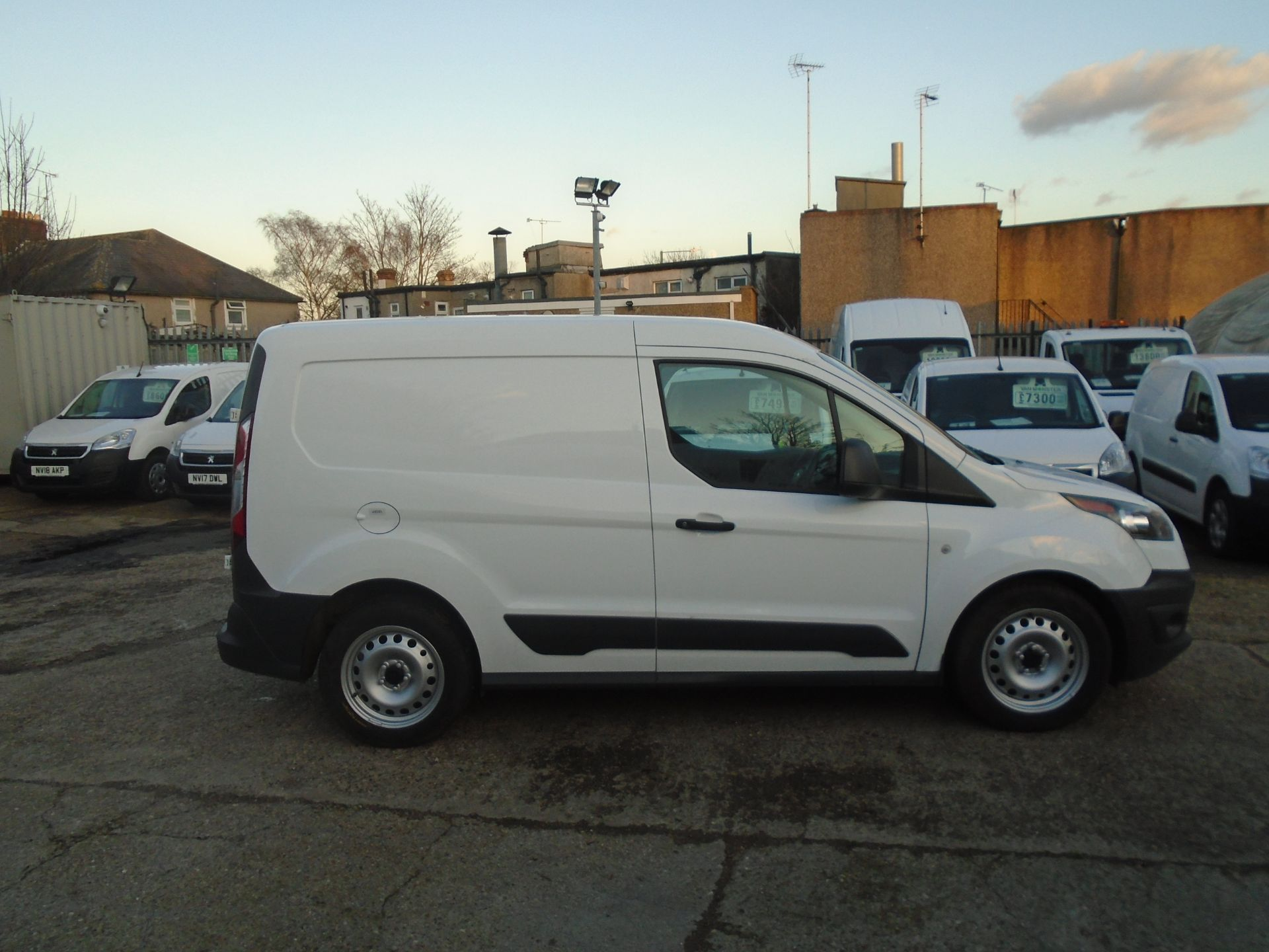 2016 Ford Transit Connect 1.5 Tdci 75Ps Van (WM66YMO) Image 11