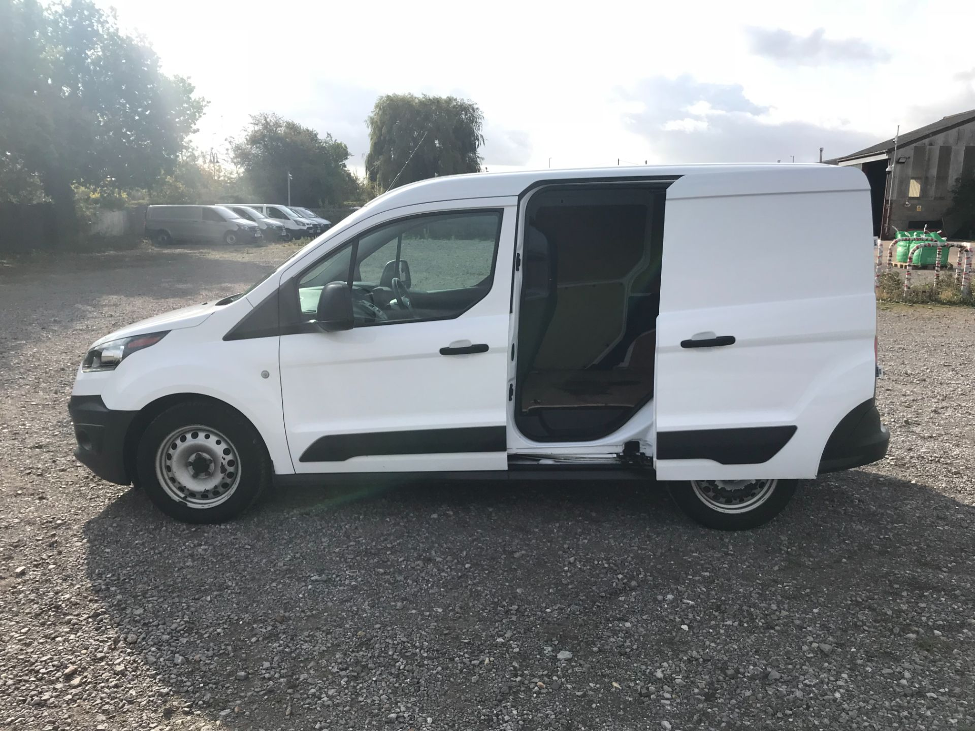 2016 Ford Transit Connect 1.5 Tdci 100Ps Van EURO 6 (WM66YNS) Image 8