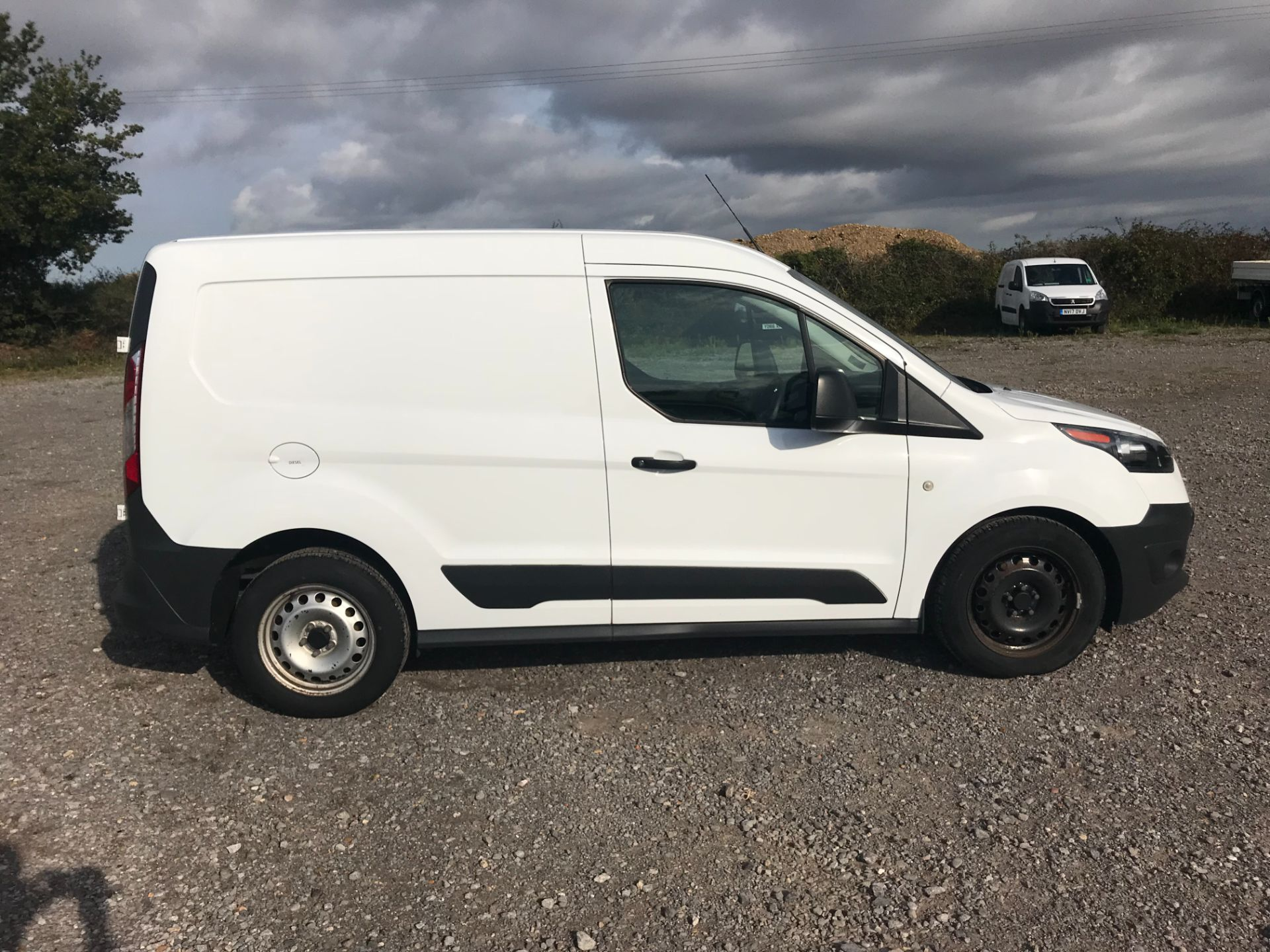 2016 Ford Transit Connect 1.5 Tdci 100Ps Van EURO 6 (WM66YNS) Image 9