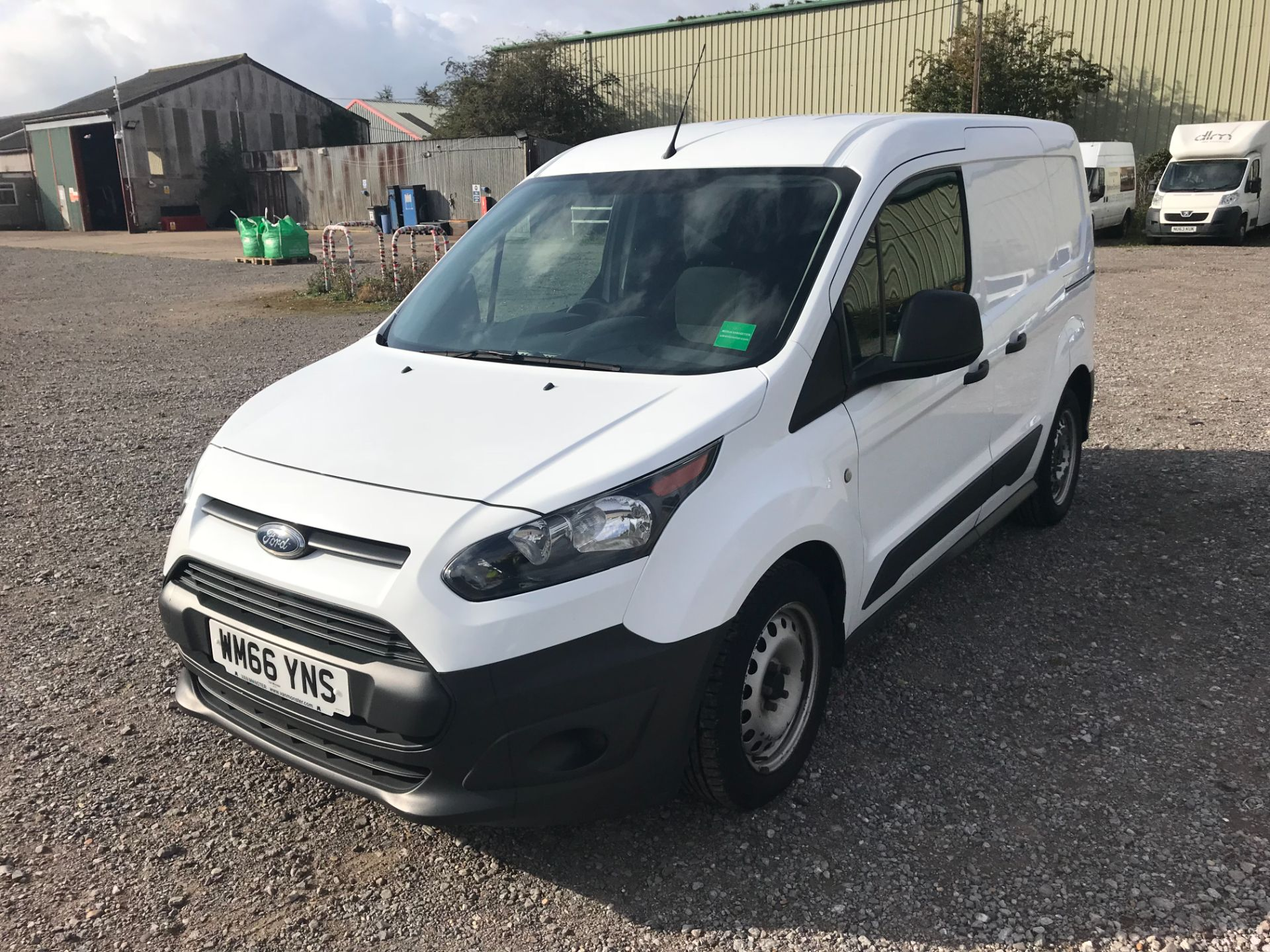 2016 Ford Transit Connect 1.5 Tdci 100Ps Van EURO 6 (WM66YNS) Image 3