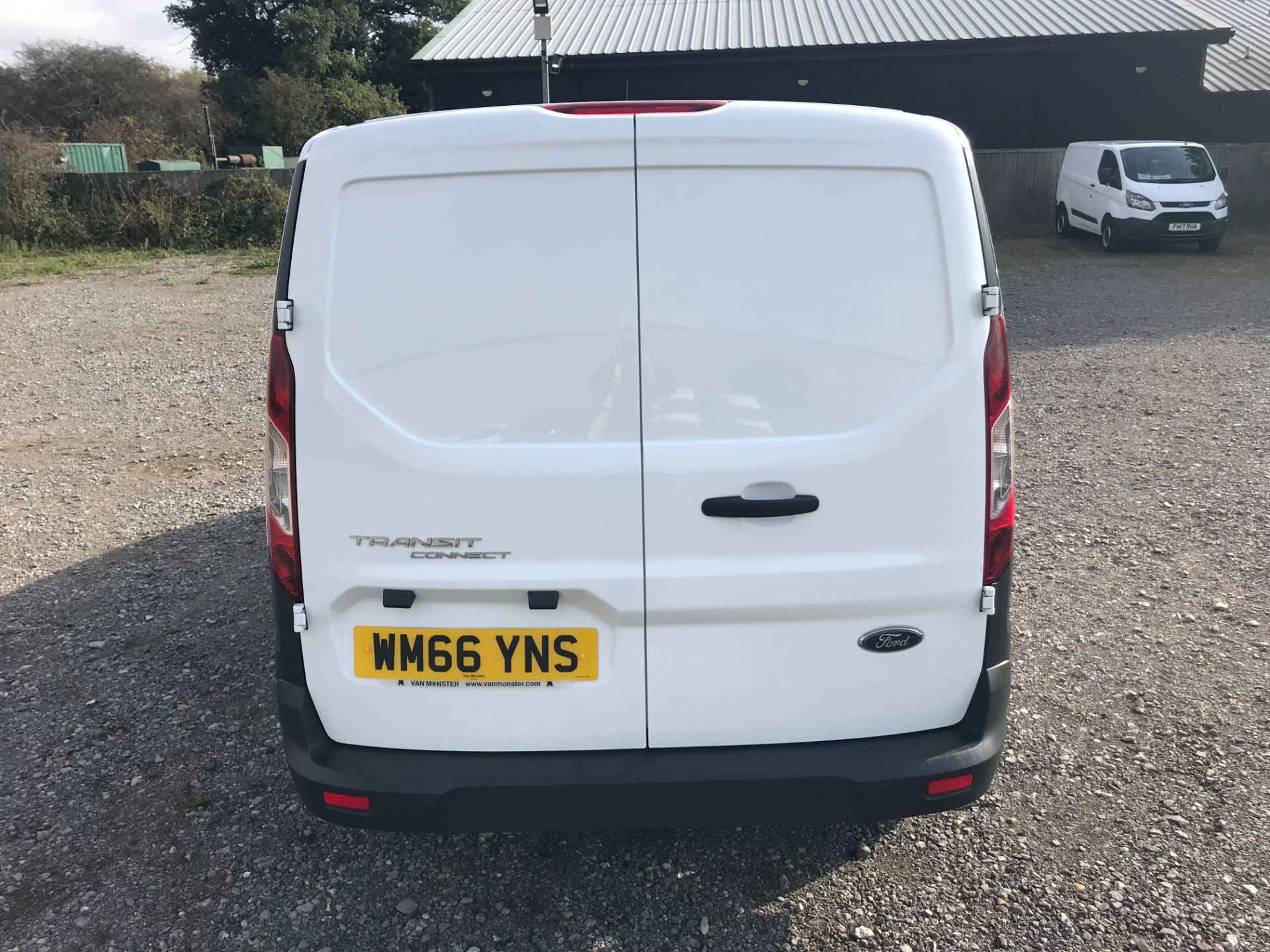2016 Ford Transit Connect 1.5 Tdci 100Ps Van EURO 6 (WM66YNS) Image 5