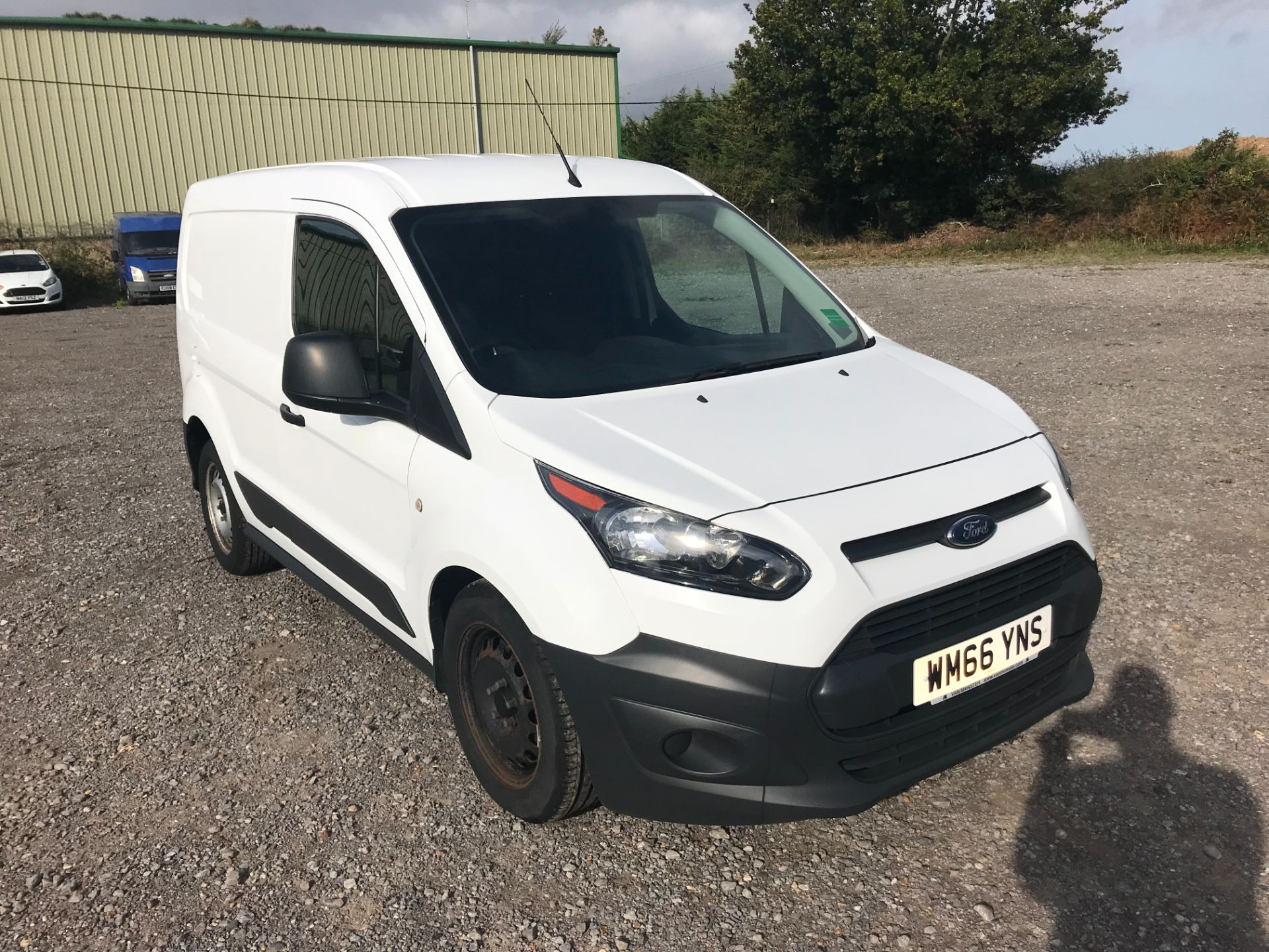 2016 Ford Transit Connect 1.5 Tdci 100Ps Van EURO 6 (WM66YNS)