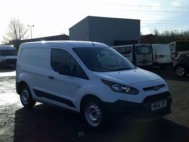 2016 Ford Transit Connect 200 L1 Diesel 1.5 TDCi 75PS Van EURO 6 (WM66YNT)
