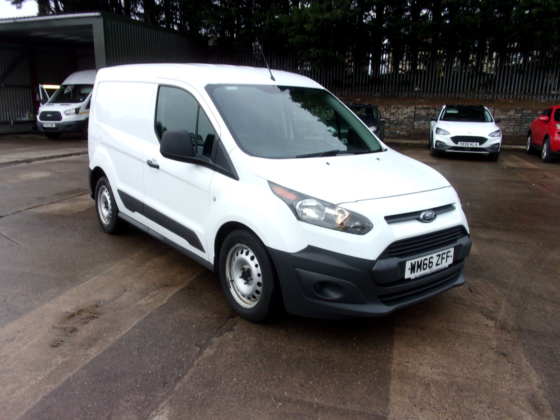 2016 Ford Transit Connect 200 L1 DIESEL 1.5 TDCI 75PS VAN (WM66ZFF)