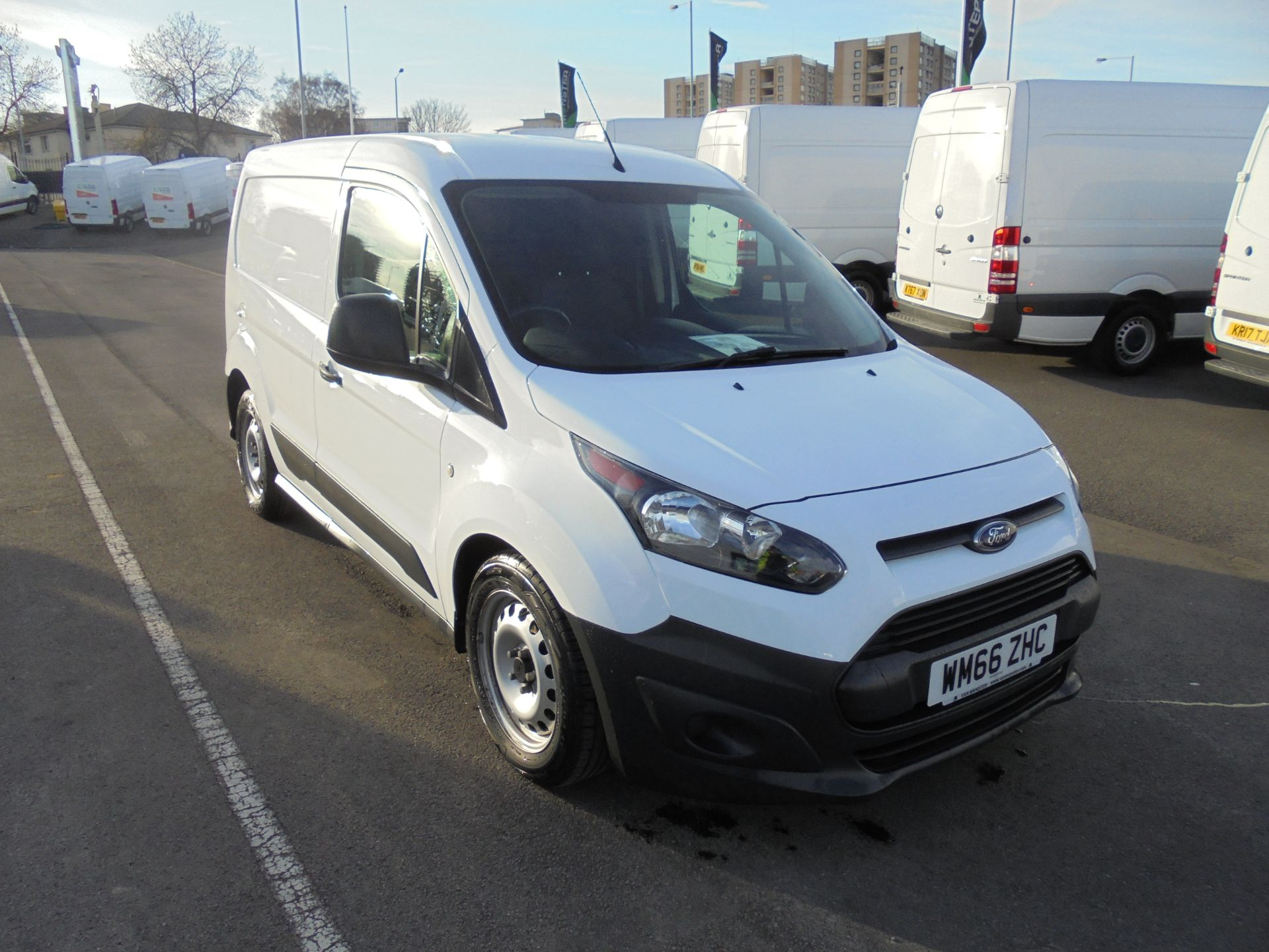 2016 Ford Transit Connect 1.5 Tdci 75Ps L1 Van (WM66ZHC)