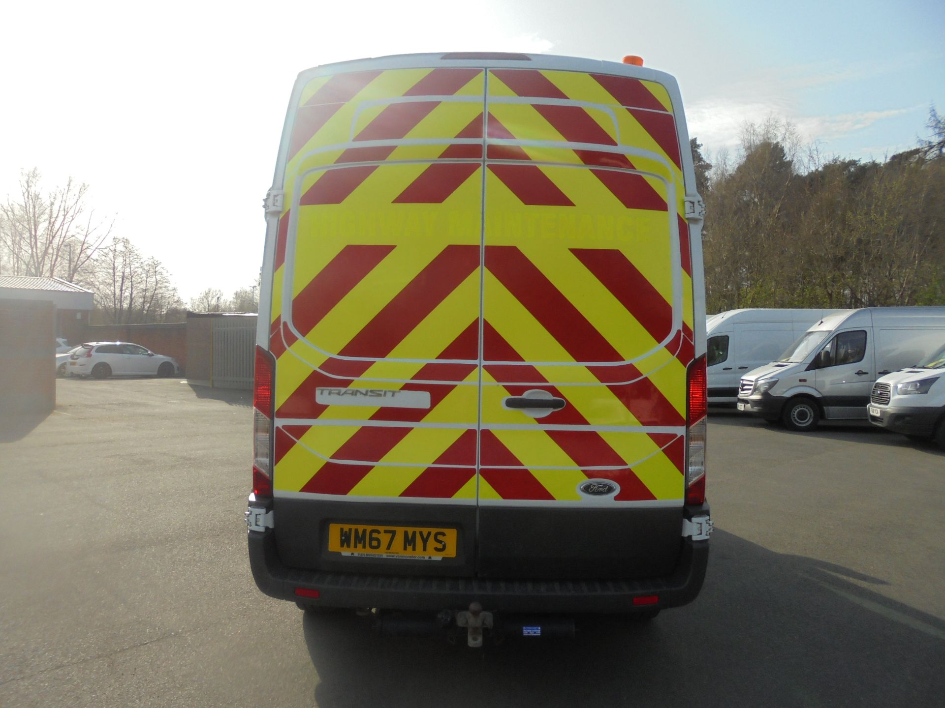 2018 Ford Transit 2.0 Tdci 130Ps H3 Van (WM67MYS) Image 8