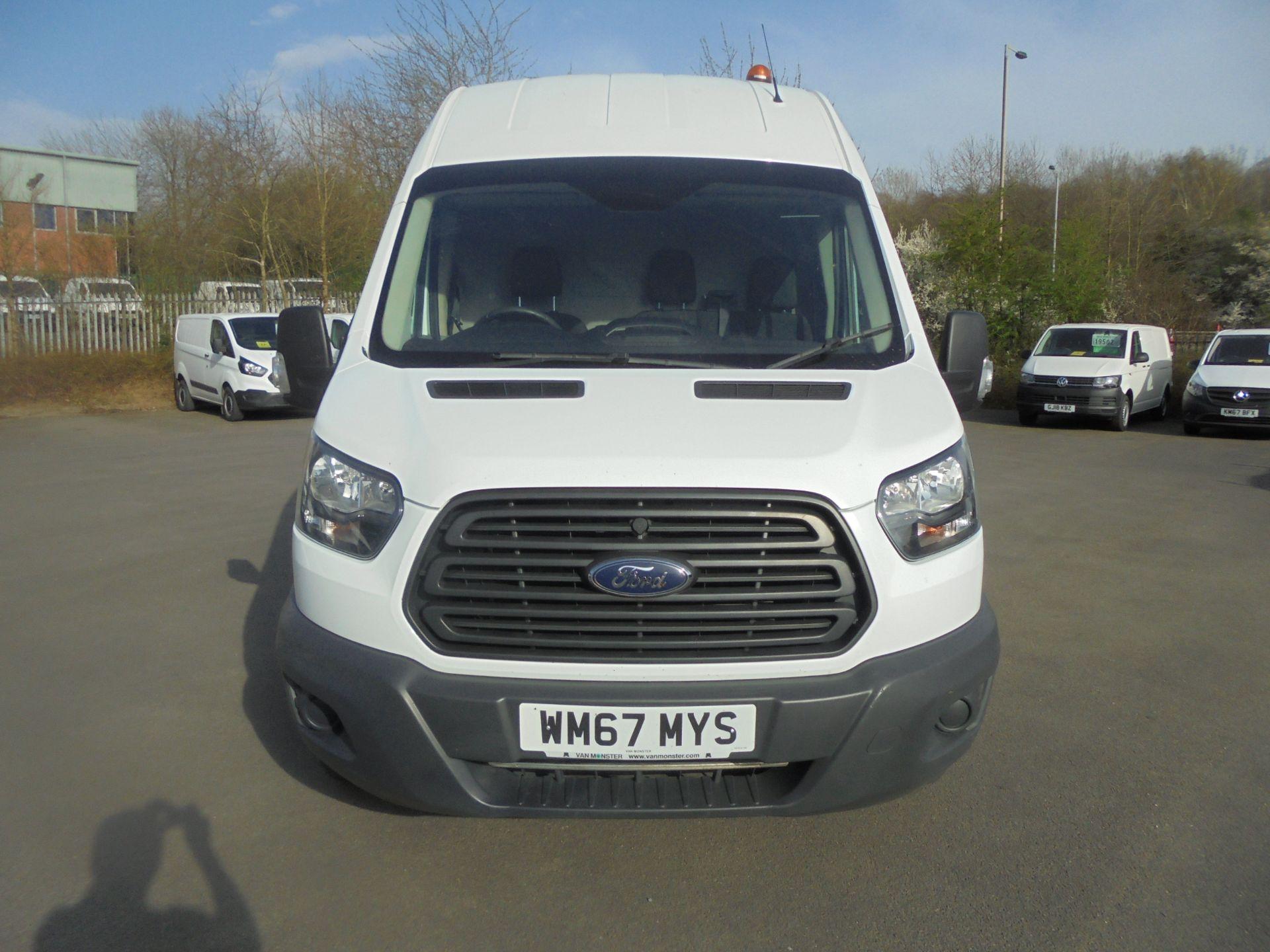 2018 Ford Transit 2.0 Tdci 130Ps H3 Van (WM67MYS) Image 2