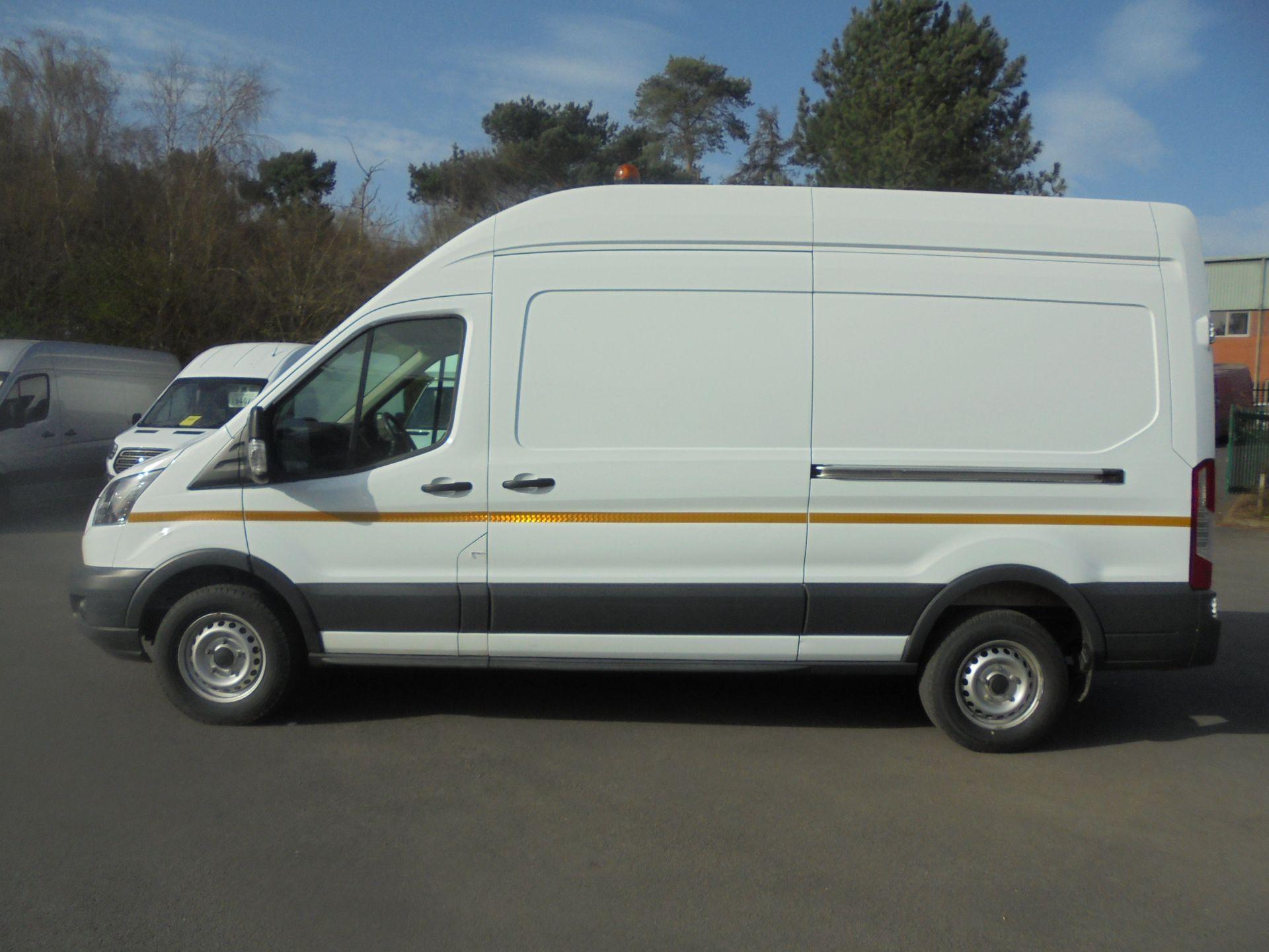 2018 Ford Transit 2.0 Tdci 130Ps H3 Van (WM67MYS) Image 4