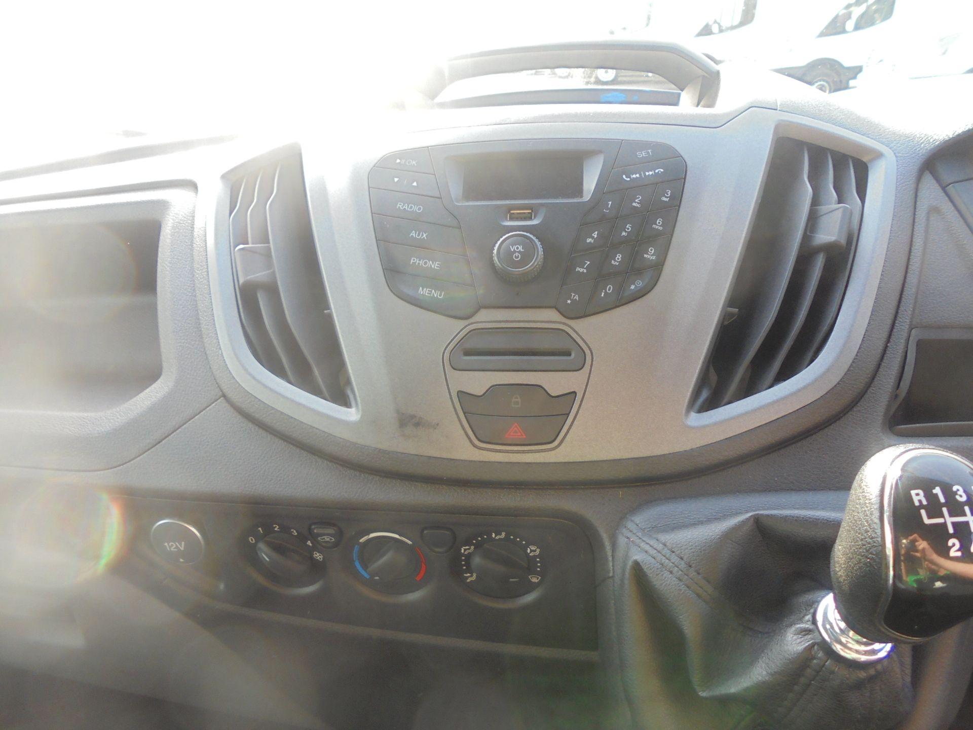 2018 Ford Transit 2.0 Tdci 130Ps H3 Van (WM67MYS) Image 14