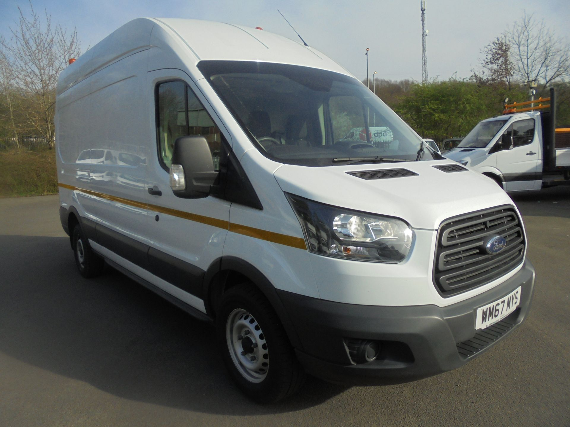 2018 Ford Transit 2.0 Tdci 130Ps H3 Van (WM67MYS)