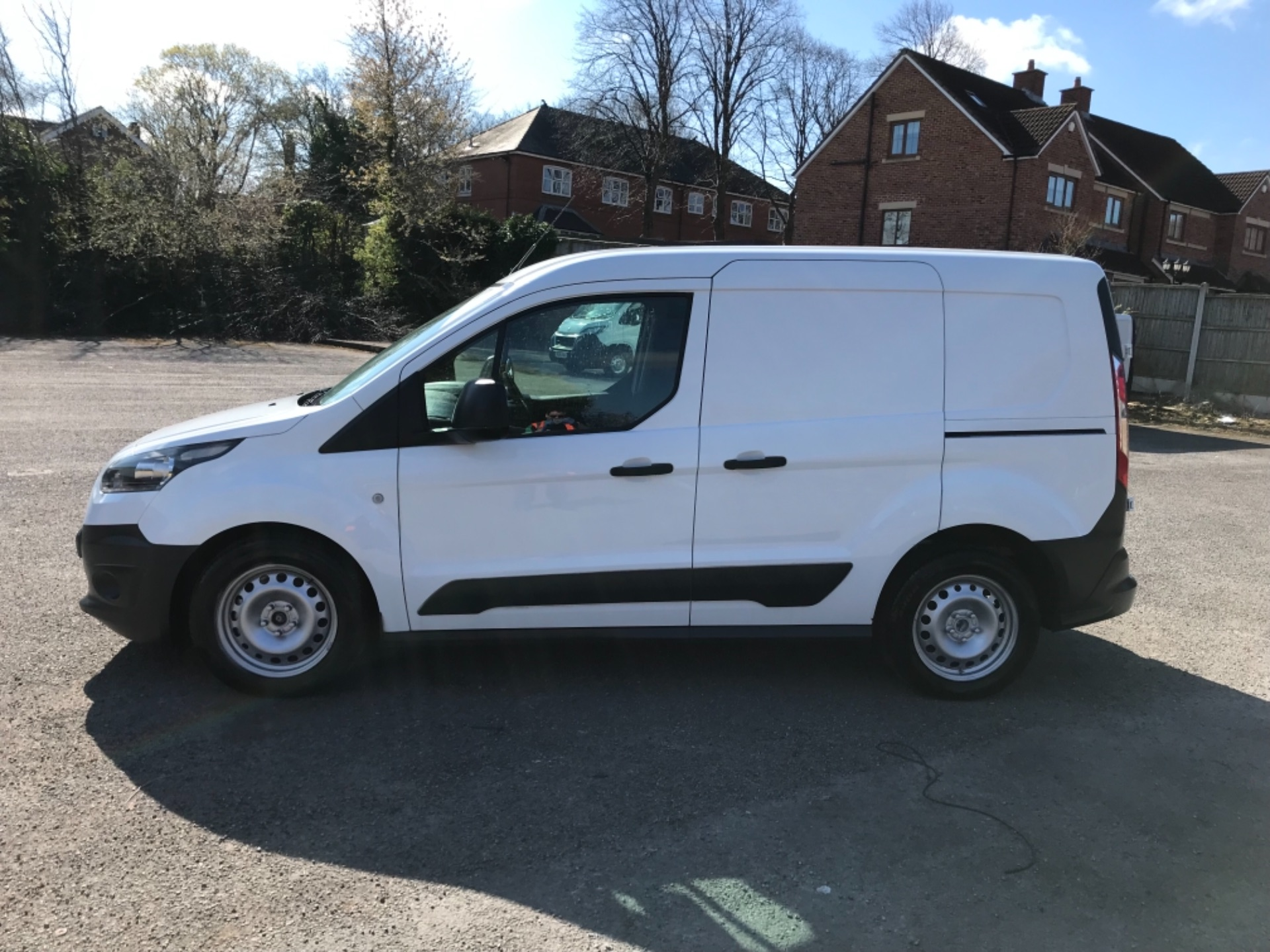 2015 Ford Transit Connect 1.6 Tdci 75Ps Van EURO 5 (WN15DJX) Thumbnail 4