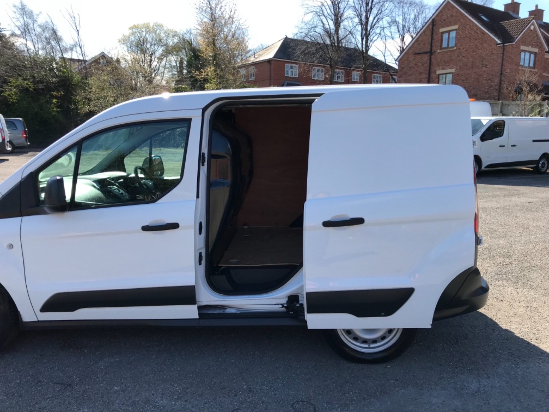 2015 Ford Transit Connect 1.6 Tdci 75Ps Van EURO 5 (WN15DJX) Image 31