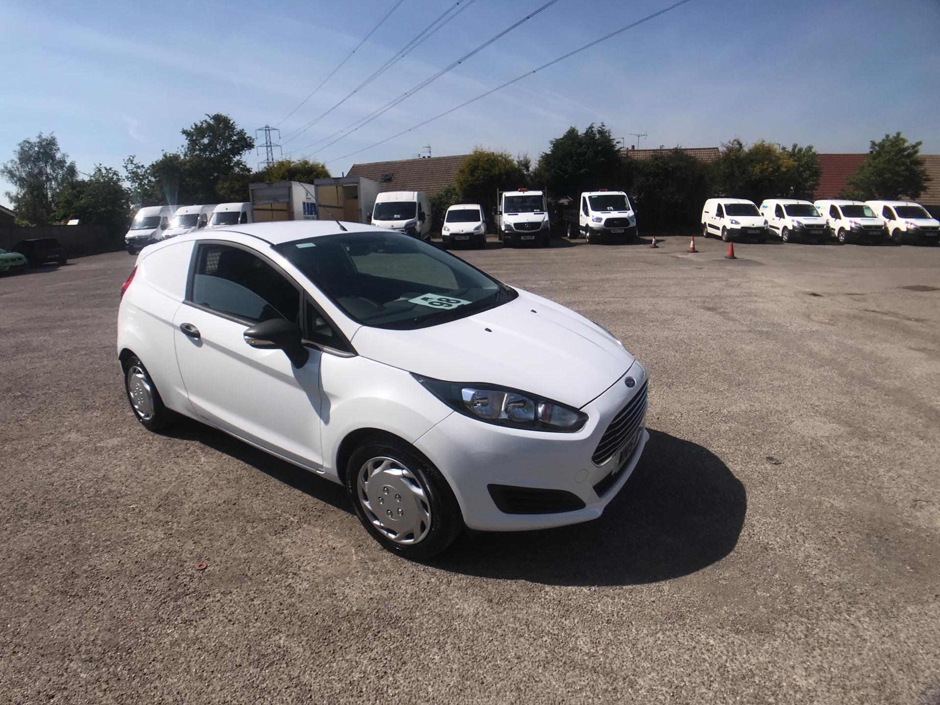 2015 Ford Fiesta 1.5 Tdci Van EURO 5 (WN15JZL)