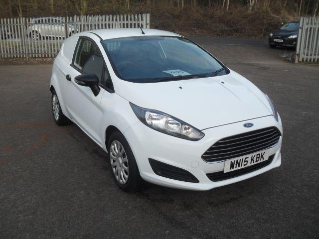 2015 Ford Fiesta 1.5 Tdci Van *RETAIL READY* (WN15KBK)
