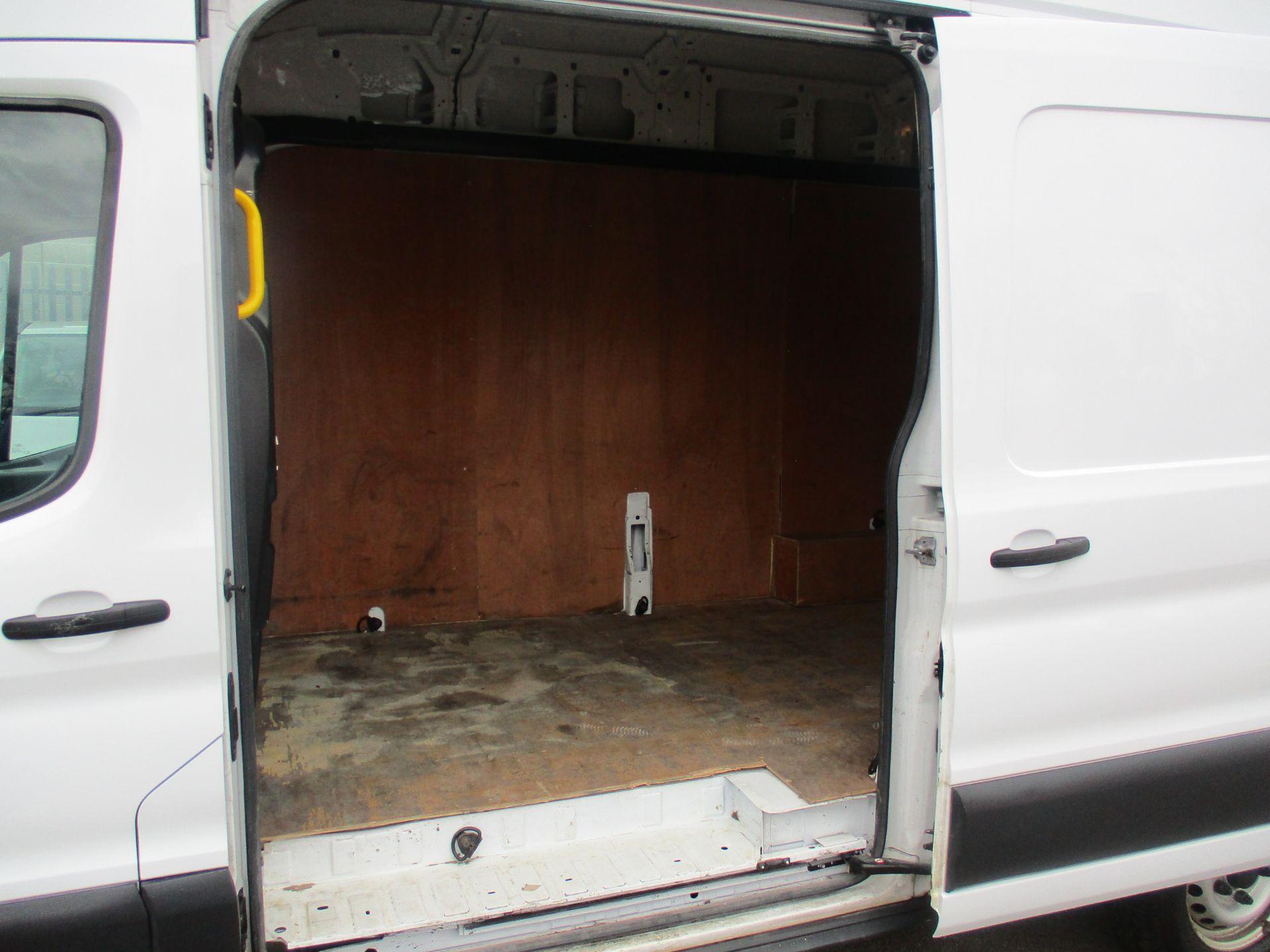 2017 Ford Transit L3 H3 VAN 130PS EURO 6 (WN17DXT) Image 11
