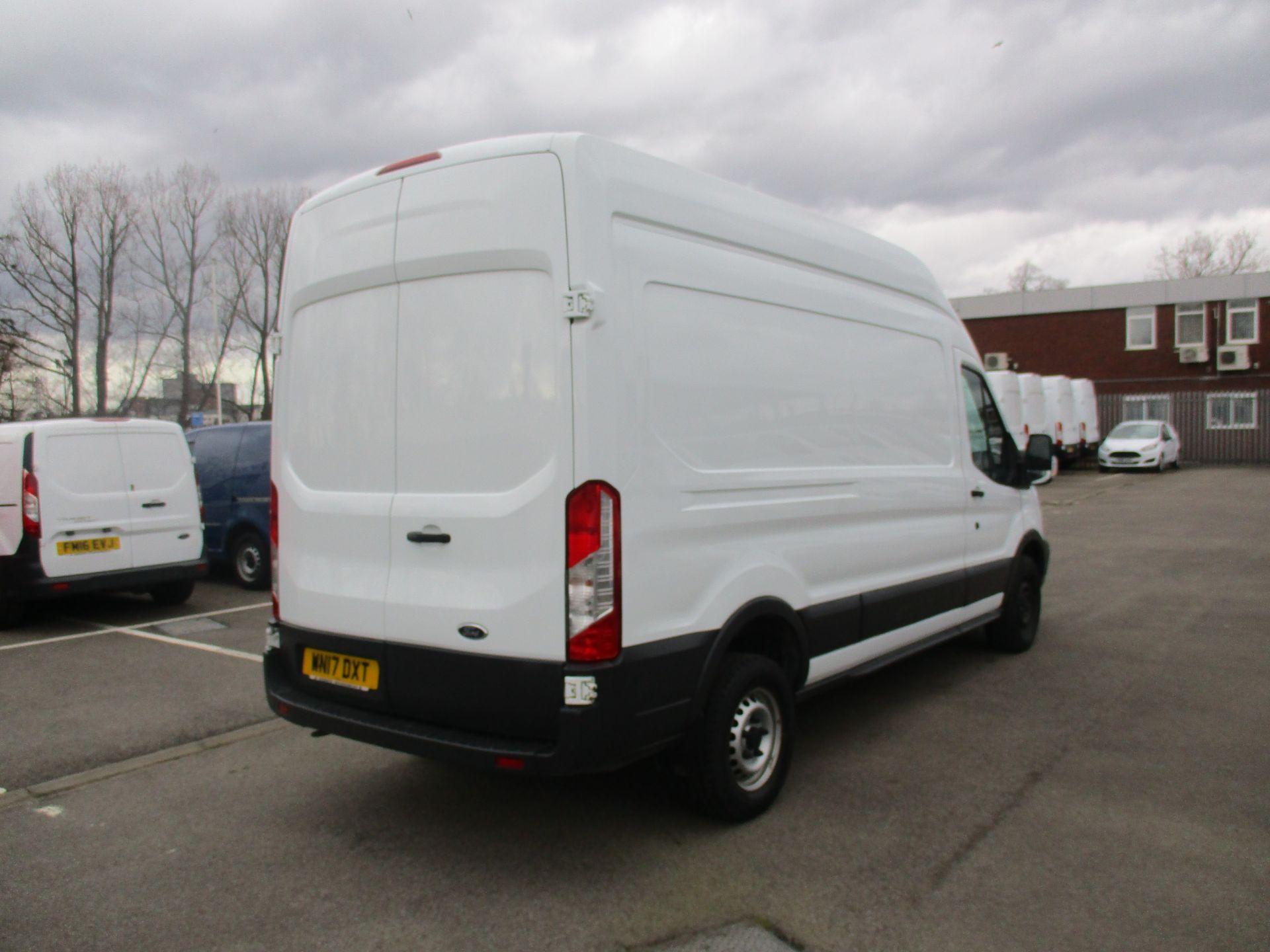 2017 Ford Transit L3 H3 VAN 130PS EURO 6 (WN17DXT) Image 7
