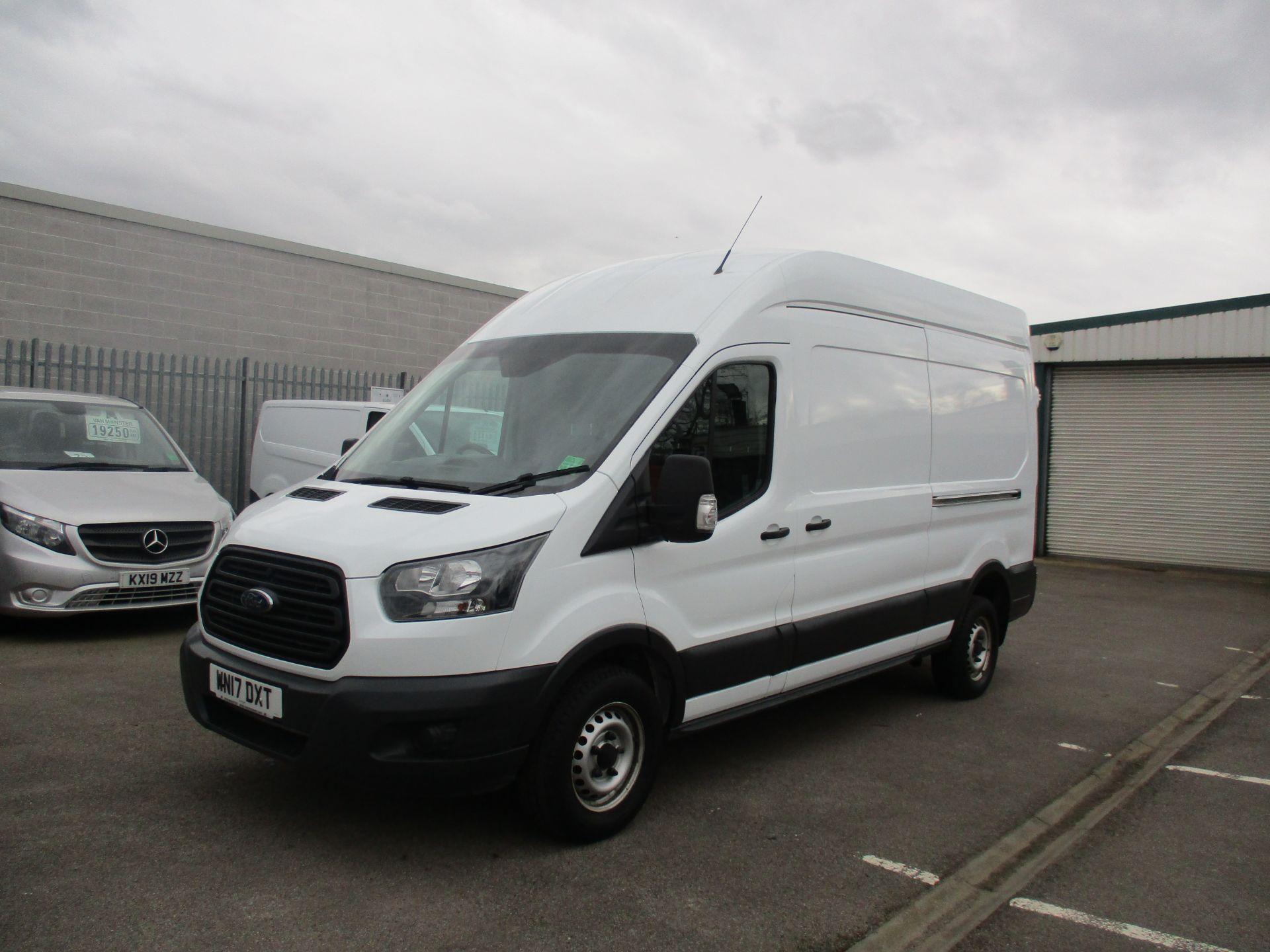 2017 Ford Transit L3 H3 VAN 130PS EURO 6 (WN17DXT) Image 3