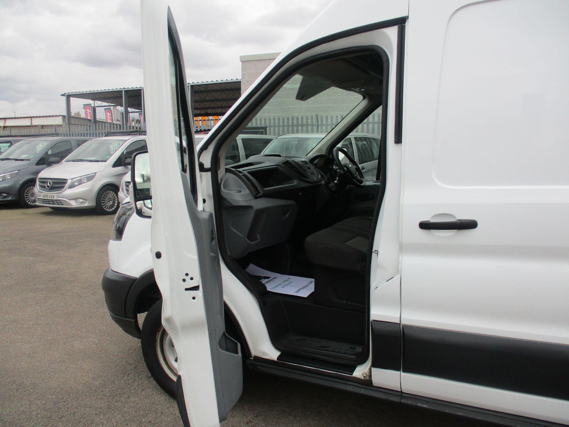 2017 Ford Transit L3 H3 VAN 130PS EURO 6 (WN17DXT) Image 10
