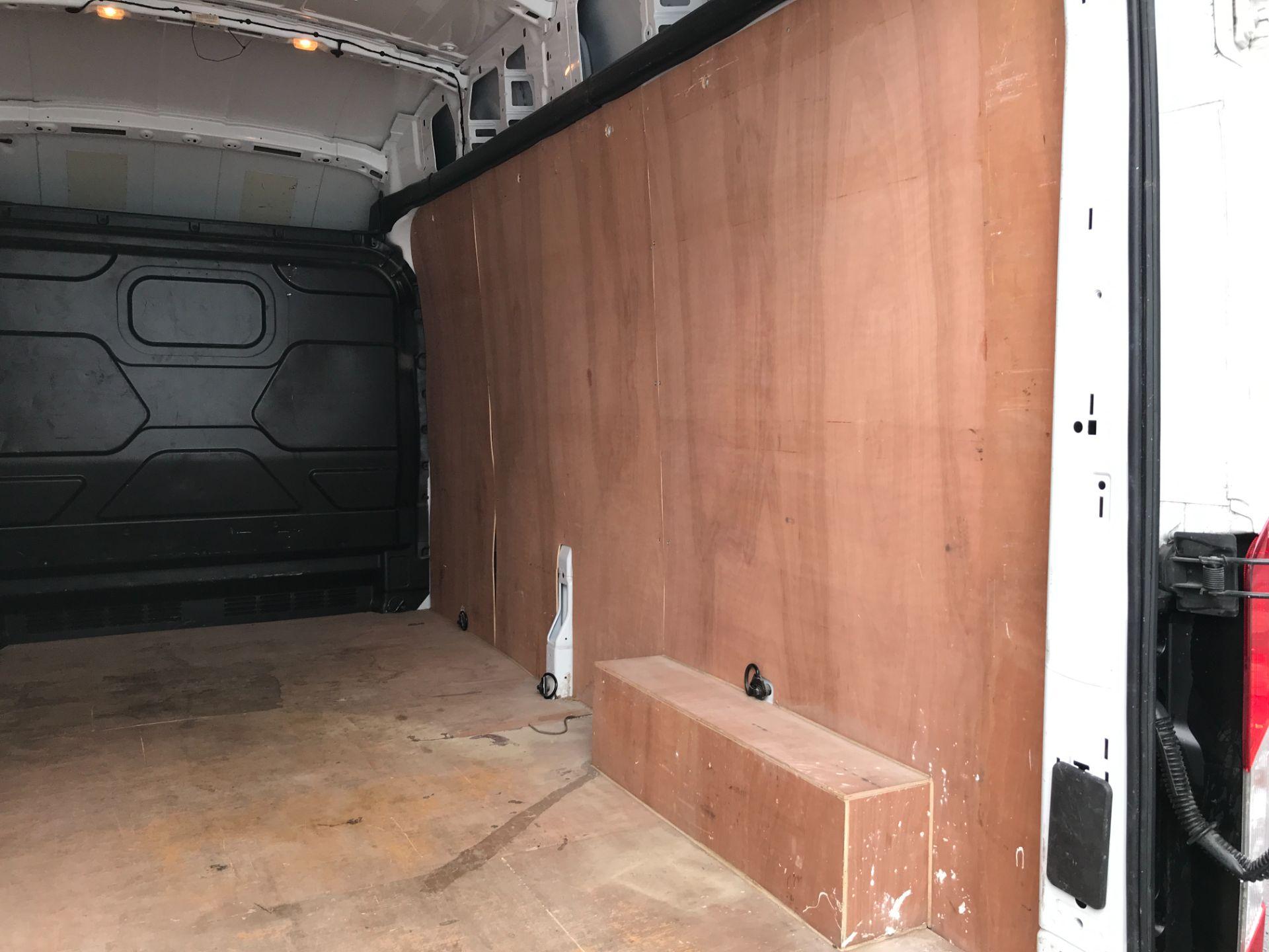 2017 Ford Transit T350 L3 H3 130PS EURO 6 (WN17DZJ) Image 12