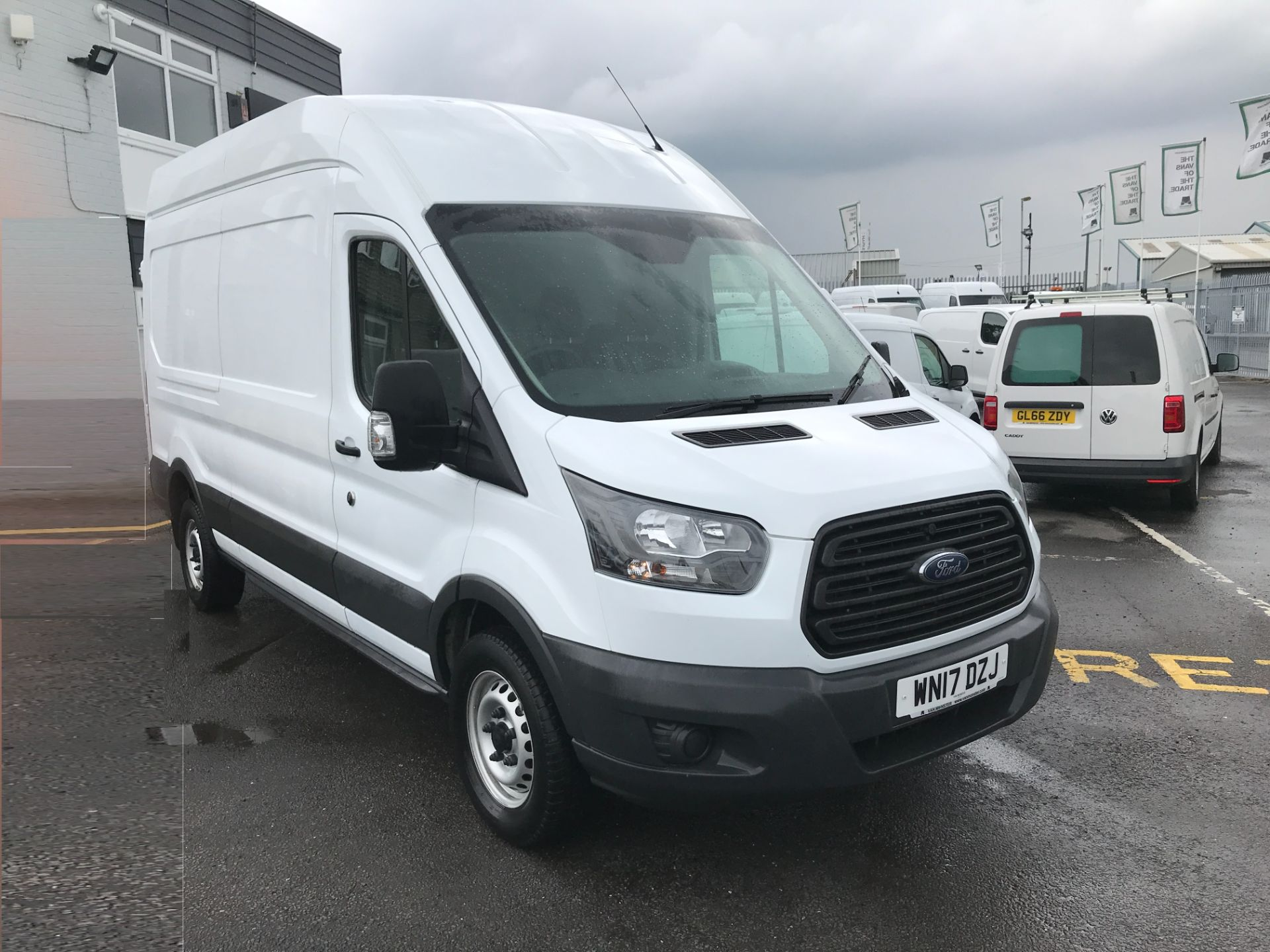2017 Ford Transit T350 L3 H3 130PS EURO 6 (WN17DZJ)