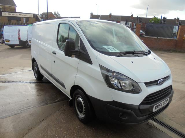 2014 Ford Transit Custom 290 L1 DIESEL FWD 2.2 TDCI 125PS LOW ROOF VAN EURO 5 (WN64UDP)
