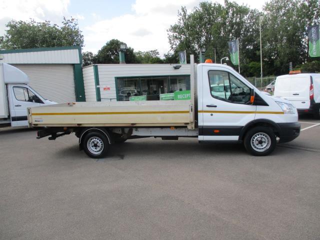 2015 Ford Transit 350 L4 DROP SIDE 125PS EURO 5 (WN65EJL) Image 2