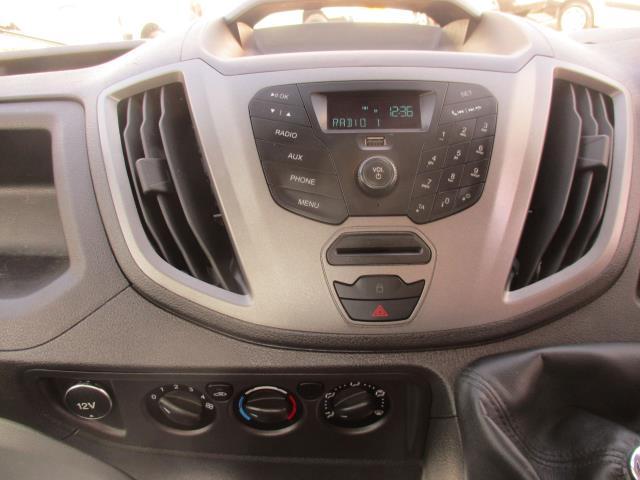 2015 Ford Transit 350 L4 DROP SIDE 125PS EURO 5 (WN65EJL) Image 15