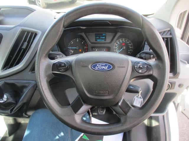2015 Ford Transit 350 L4 DROP SIDE 125PS EURO 5 (WN65EJL) Image 14