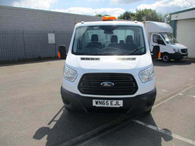 2015 Ford Transit 350 L4 DROP SIDE 125PS EURO 5 (WN65EJL) Image 11