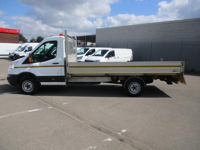 2015 Ford Transit 350 L4 DROP SIDE 125PS EURO 5 (WN65EJL) Image 8