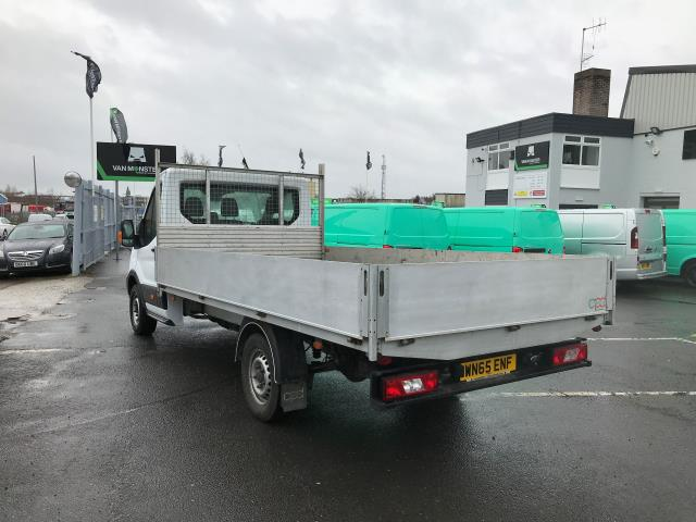 2015 Ford Transit T350 13FT DROPSIDE 125PS EURO 5 (WN65ENF) Image 11