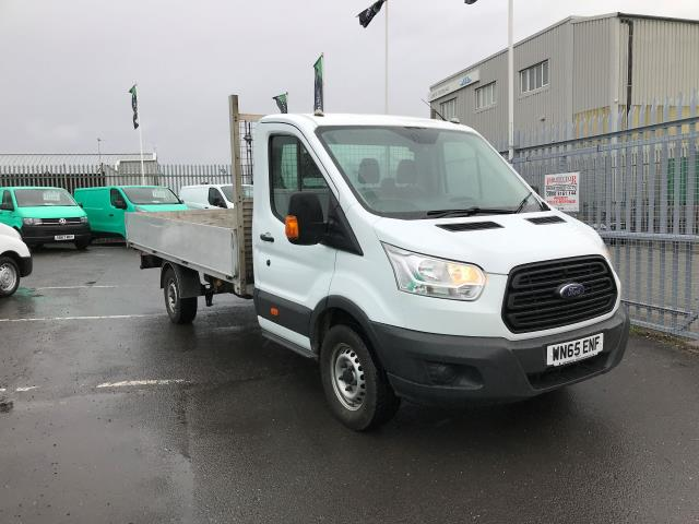 2015 Ford Transit T350 13FT DROPSIDE 125PS EURO 5 (WN65ENF)