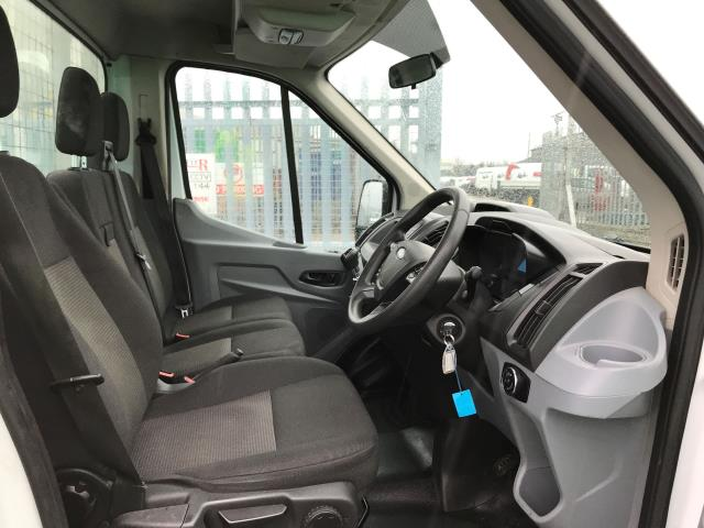 2015 Ford Transit T350 13FT DROPSIDE 125PS EURO 5 (WN65ENF) Image 2