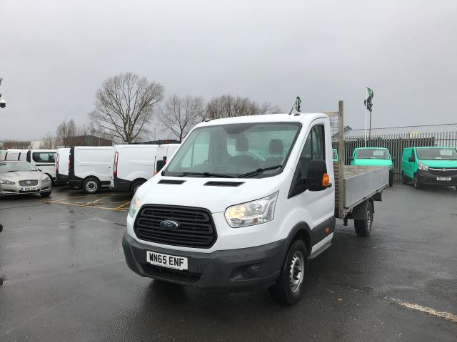 2015 Ford Transit T350 13FT DROPSIDE 125PS EURO 5 (WN65ENF) Image 13